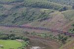 Der Viadukt bei Pünderich