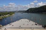 Deutsches Eck, Koblenz