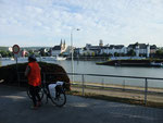 Koblenz nach 114 Tageskilometer
