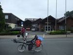 Aufbruch nach Übernachtung Hotel Stimmberg-Park Erkenschwick