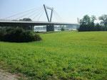 Brücke bei Büderich