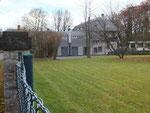 Wir nähern uns dem  Wohnhaus von Karl-Ernst Osthaus
