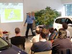 """Workshop """"Der gewonnene Kunde"""" im Autohaus Schüren"""