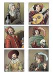 Bestelnr.: 12 - Frans Hals portretten