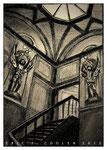 Bestelnr.: 2 - Trappenhuis Teylers Museum schetsversie