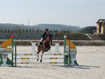 Quelly Pearl, TDA Bonneval Milsay Jump, Poney 2, 2ème.