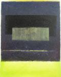 Grosses Dunkles Feld (80x100 cm)