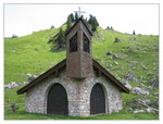Bergkirche Alpe Laguz