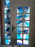 Création de vitrail - Andernos