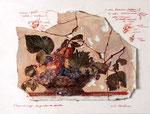 ベルガモのかけら 40×53cm 2009 【sold out】 フレスコ