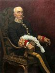 D. Luis Espada y Guntin. Galería de retratos de Ministros de Educación 108 x 82 cm.