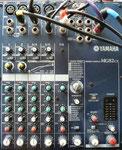 kleines Mischpult Yamaha MG82cx