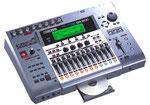 Unser mobiles Recordingsystem: Boss BR-1600