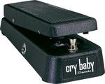 Dunlop Cry Baby Wah Wah, das seit Ende der '60er meistverkaufteste Bodenpedal überhaupt, darauf haben u.A. Jimi Hendrix & Eric Clapton ihre legendären Sounds erzeugt.