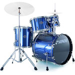NEU: Sonor Smart Force Xtend SFX 11 Stage 1 Brushed Blue