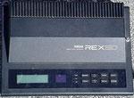 Seltenheit: Yamaha REX50: Multi - Hall/Distortion und Modulation SFX, Stereoinput/out, Tischmodell des berümten Yamaha SPX90.