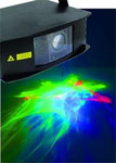 2x Laser- & LED-Lichteffekt EUROLITE LED MS-3 Polar Laser