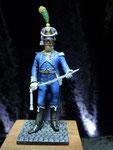 Officier voltigeur d'Issemburg