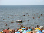 10 июля 2012 Урзуф, центральный пляж.