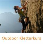Outdoor Kletterkurs in München - mit TACT München