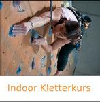 Indoor Kletterkurs in München - mit TACT München