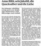 """""""Der Bund"""" vom 13.1.10"""