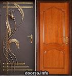 двери серии ПН-К № 10.
