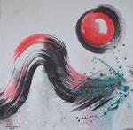 Zen-Kreis/1988/61,5x63,3cm/ID: 8S13-0946,1