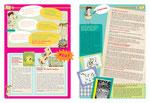 Bücherläusemagazin Nr. 1 S.2 und 3