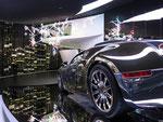 Bugatti Veyron, komplett verspiegelt