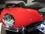 ein schöner E-Type von Jaguar