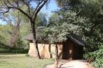 Unser Häuschen in der River Lodge