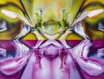 Subway Galaxy 2012, Acryl auf Leinwand, 133x173cm