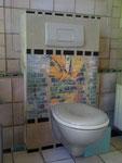 Toilettenkastenverkleidung