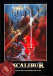 Excalibur (1981/USA/112 min.) · Guión: Rospo Pallenberg, John Boorman · Intérpretes: Nigel Terry, Helen Mirren, Nicholas Clay, Cherie Lunghi, Katrine Boorman