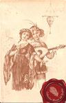 1920 ca. Juglar y dama (Goltaro)