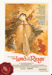 El señor de los anillos (1978/USA/125 min.) · Título original: The Lord Of The Rings · Director: Ralph Bakshi · Guión: Peter S. Beagle, Chris Conkling · Intérpretes: Dibujos Animados