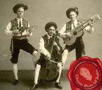 1920 ca. Trío alemán de música