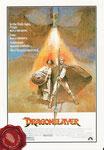 Dragonslayer (1981, USA, 100 min.) · Director: Matthew Robbins · Guión: Hal Barwood, Matthew Robbins · Intérpretes: Peter MacNicol, Caitlin Clarke, Ralph Richardson, John Hallam