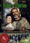 Robin y Marian (1976/USA/102 min.) · Título original: Robin And Marian · Director: Richard Lester · Guión: James Goldman · Intérpretes: Sean Connery, Audrey Hepburn, Robert Shaw, Richard Harris
