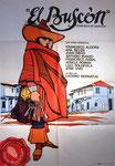 El buscón (1979/España/94 min.) · Director: Luciano Berriatúa · Guión: Luciano Berriatúa · Intérpretes: Francisco Algora, Kiko Pueyo, Juan Diego, Francisco Rabal