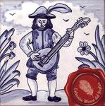 2010 Azulejo de laudista