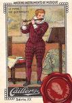 1920 ca. Cailler's chocolat au lait - Le fifre/Die querpfeife nº10