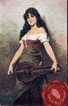 1931 Jovencita con zanfoña