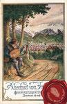 1918 Abschied von Innsbruck