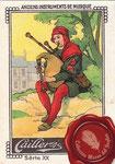 1920 ca. Cailler's chocolat au lait - La cornemuse/Der dudelsack nº4