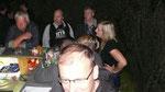 In der Bar waren weniger Leute als Haare auf Tom's Haupt. Das soll was heißen!