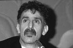 Pressekonferenz im April 1988 vor dem Konzert in der Deutschlandhalle - Berlin