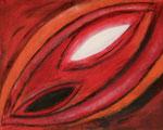 Vereinte Gegensätze, Acryl auf Leinwand, 80x 100 cm, 450 €