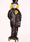 Herzensfreude, Acryl auf Pappe, 50x70cm, 180€